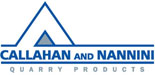 Link to Callahan & Nannini Quarry Products